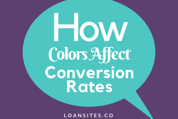 How Colors Affect Conversion Rates