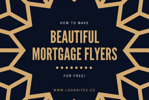 How To Make Beautiful Mortgage Flyers For Free
