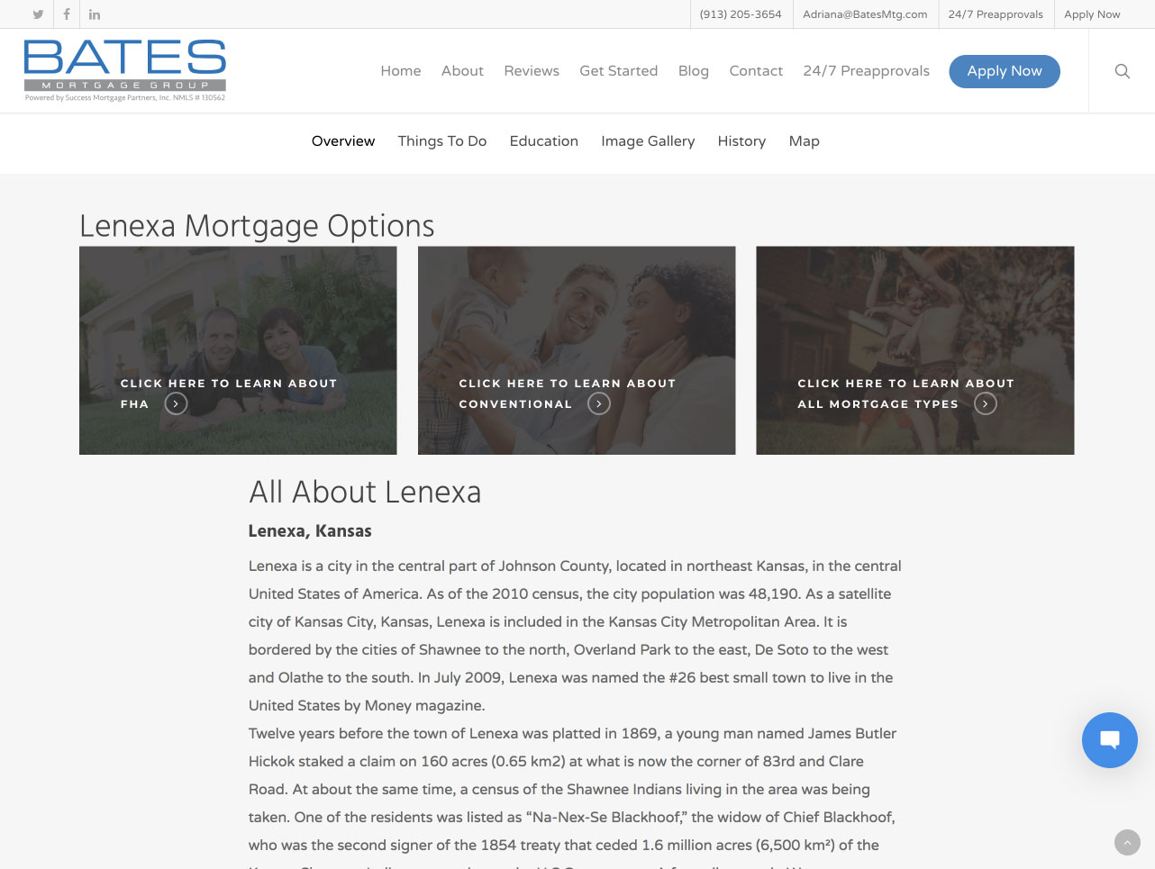 Mortgage-SEO-Pages