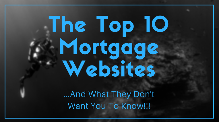 Top 10 Mortgage Websites